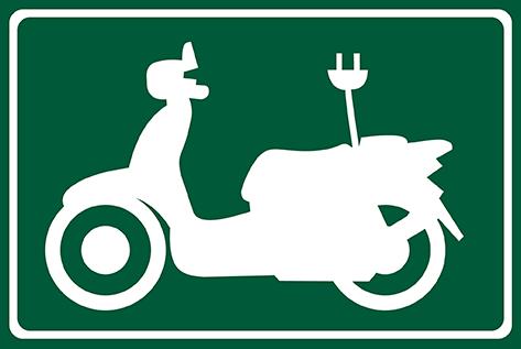 Elektro-Roller Verleih